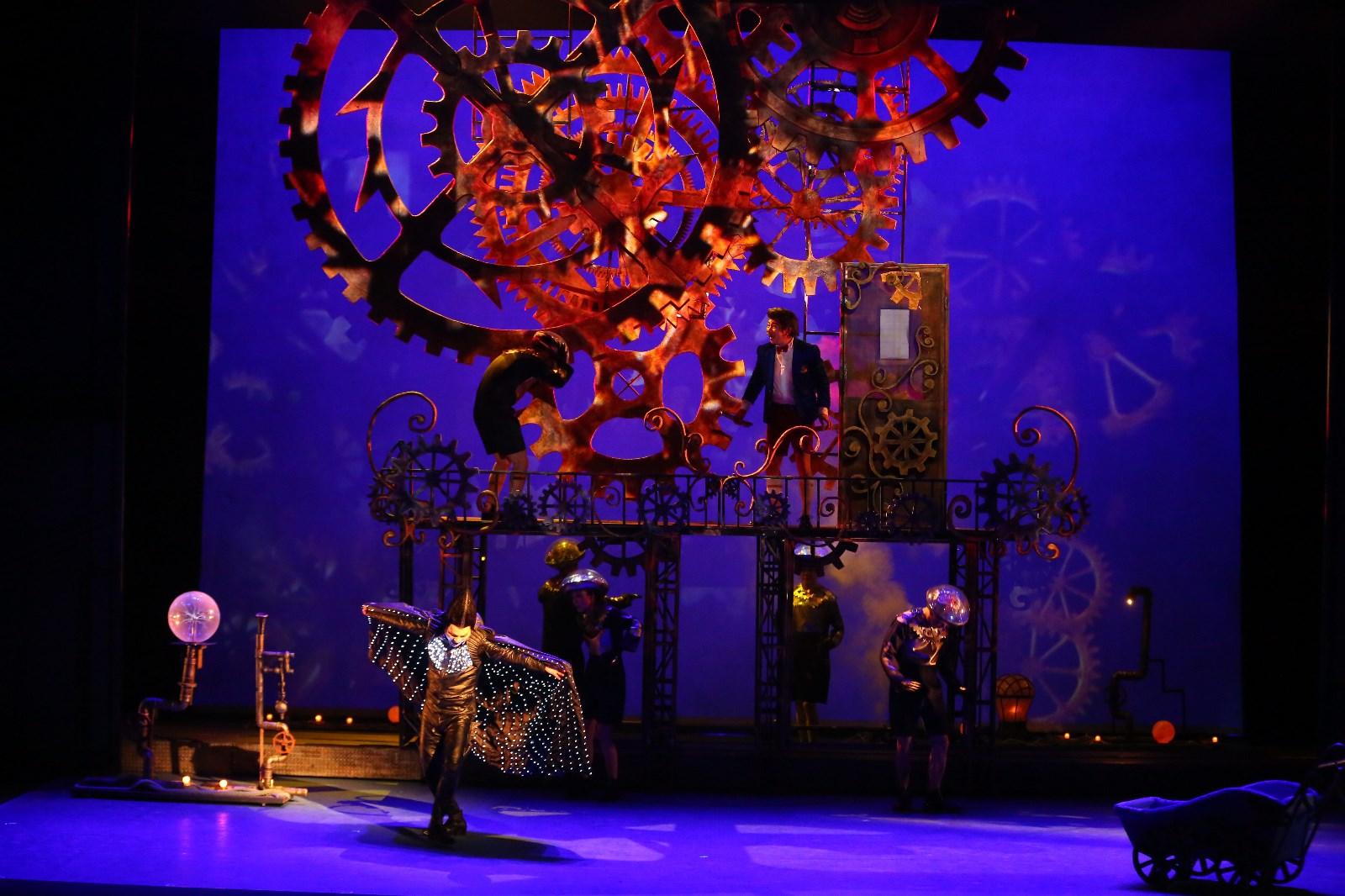 2018年全国舞台艺术优秀剧目展演——儿童剧《时间森林》即将上演